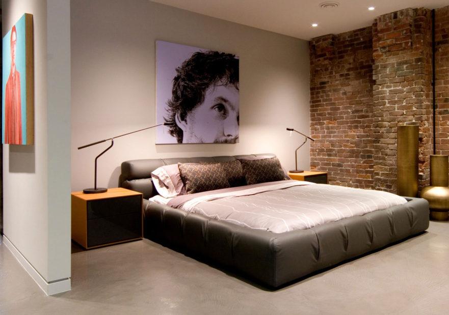 Дизайн в спальнях и гостиных