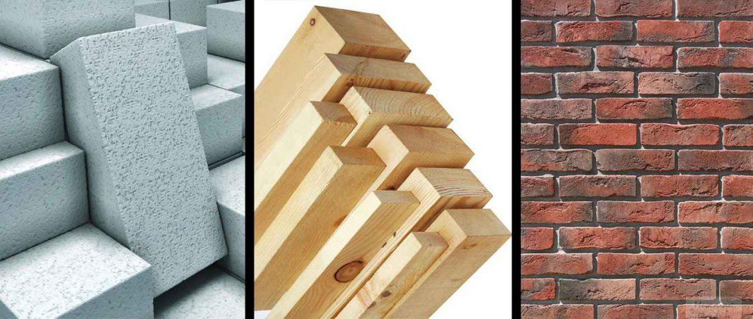 Какой дом лучше строить, выбираем материалы