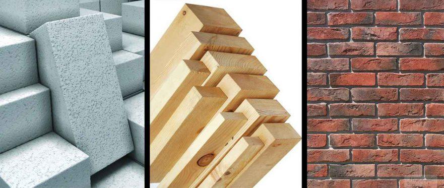 Какой дом лучше строить - выбираем материалы